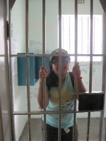Just got thrown in jail guys