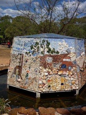 Bush Art, Lightning Ridge, NSW