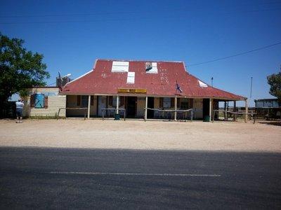 Hebel Pub, QLD