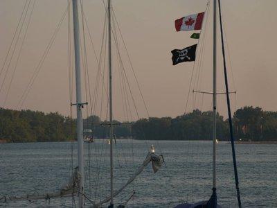 Toronto - pirate ship