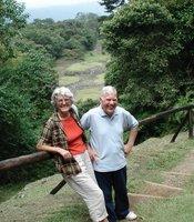At Guyabo park (near Turrialba)
