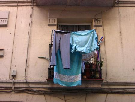 spanish washing
