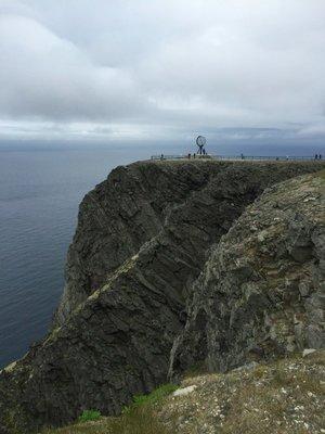 Nord Kapp view