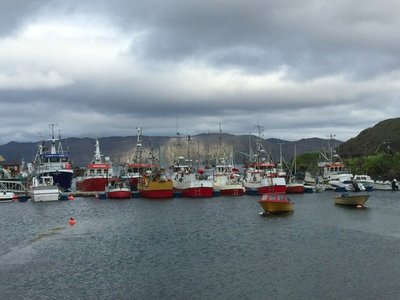 World's most northerly fishing village