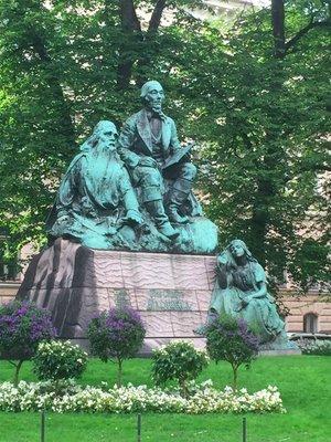 Sculpture in Helsinki