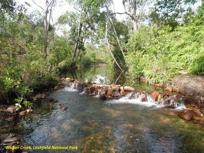Walker Creek, Litchfield National Park