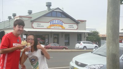 Village Pies- Best pie in Australia! They've won the National Best Pie Award twice