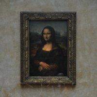 Leonardo di Vinci's Mona Lisa