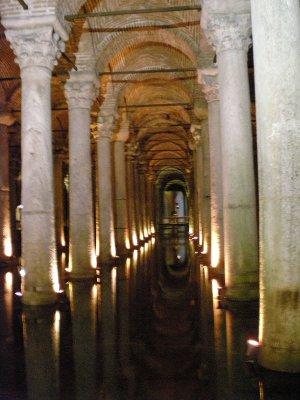 Istanbul - citern basilica