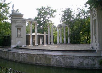 Parc Lazienki 2
