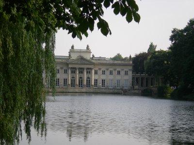 Parc Lazienki 3