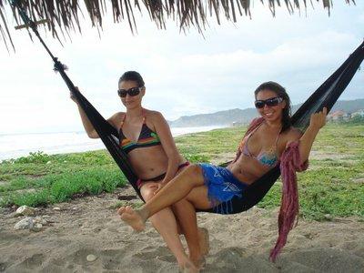 In las Tunas Beach