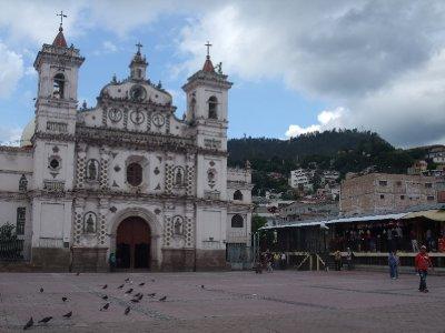 Church, Tegucigalpa