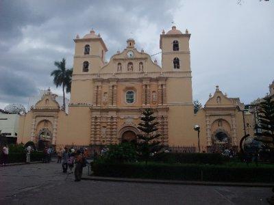 El Catedral, Tegucigalpa