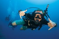 DivingScool offers diving, snorkeling and all PADI scuba courses on  Koh Chang