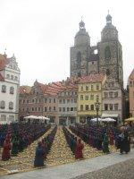 Chess-like monks in Wittenberg