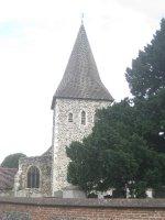 Swanscombe Church