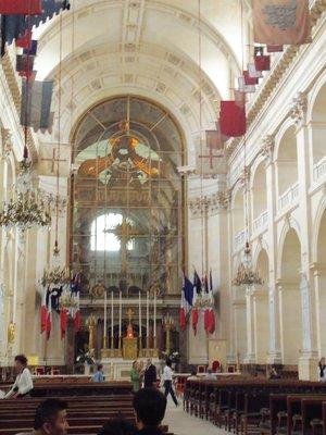 Chapel at Les Invalides