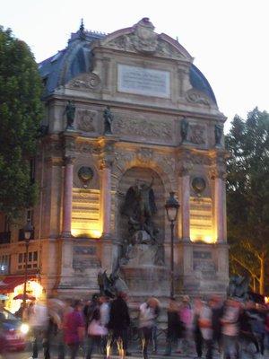 Place Saint Michel