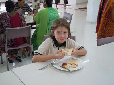 Elena breakfast