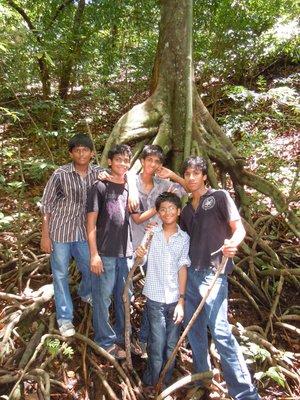 Hostel boys