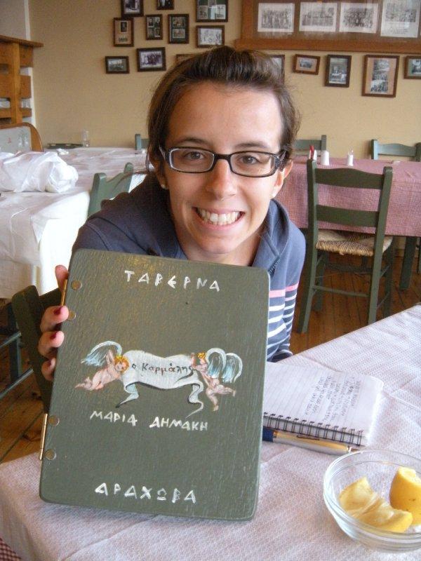 Cute Restaurant in Arachova
