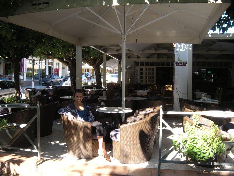 Cafe Zeus
