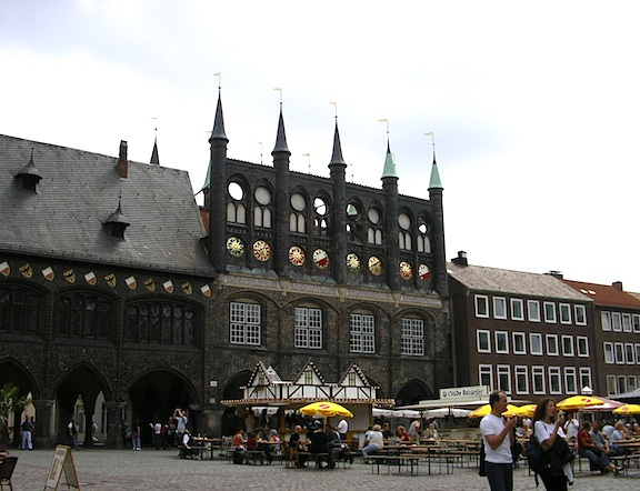 A Day in Lübeck