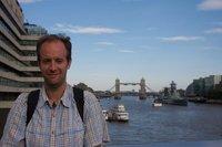 Me on London Bridge