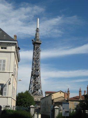 Lyon's Tour Eiffel