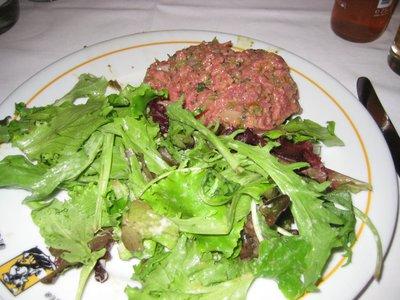 Brasserie Georges - Steak Tartare