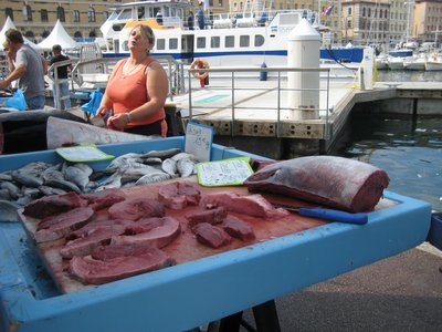 Marseille Fish Market by Sydney324