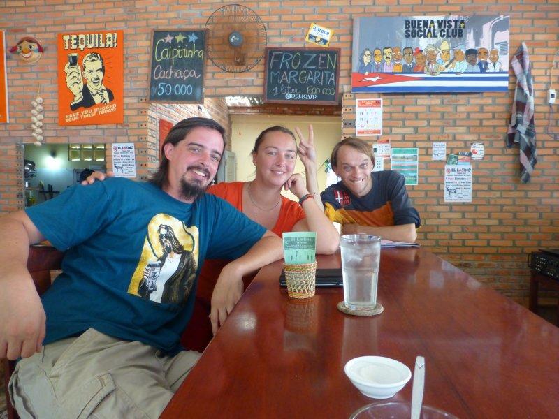 El Latino Bar in Mui Ne