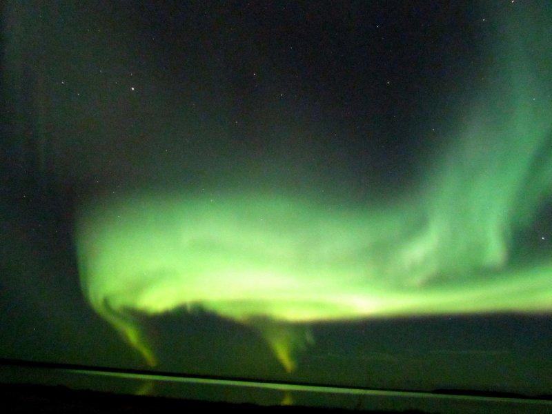 Northern Lights - Twin peaks