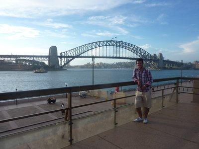 James in Sydney