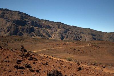 Leleiwi Cliff in Haleakala