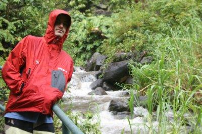 Iao River at Ioa Needle
