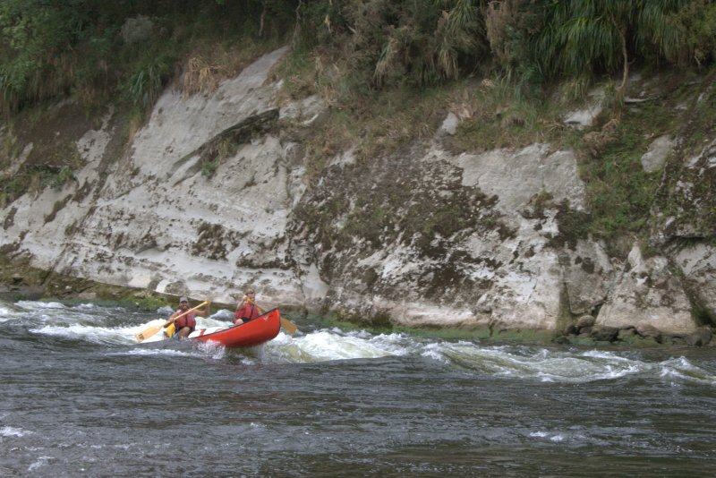 Drop Scene Rapids (Unknown Paddlers)