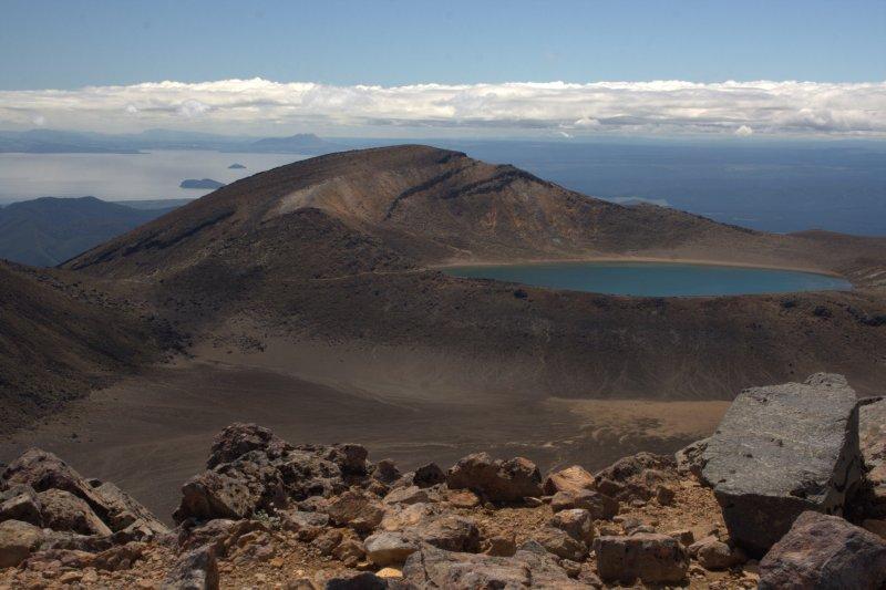 Te Wai-whakaata-o-te-Rangihiroa (Blue Lake)