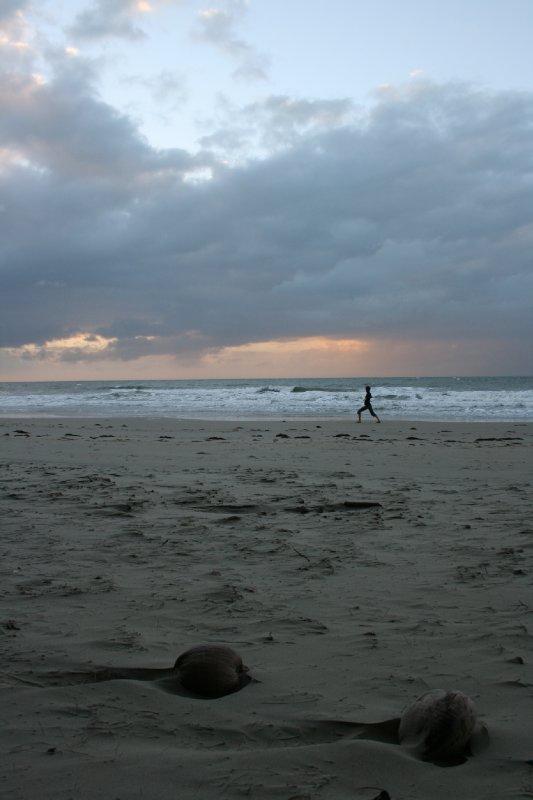 Morning Yoga at Cedar Bay NP