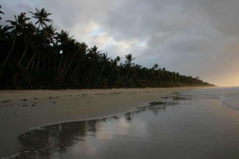 Sunrise at Cedar Bay
