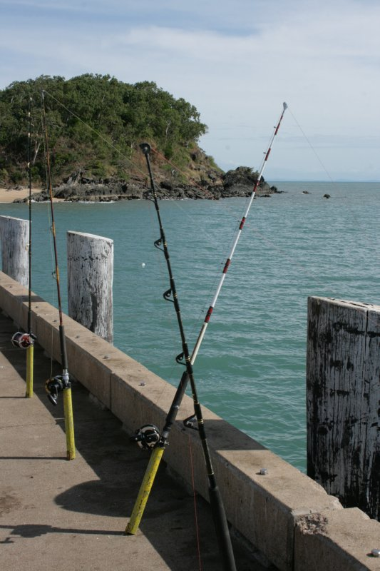 Palm Cove Fishing Pier