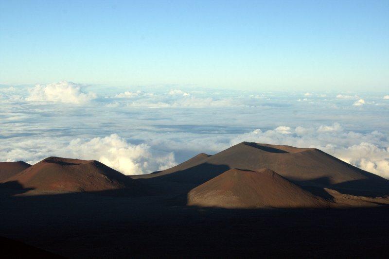 Mauna Kea Cinder Cones