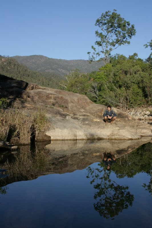 Paradise Waterhole at Paluma NP