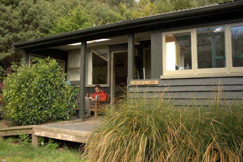 Goldie's Cabin at Mainia Native Habitat