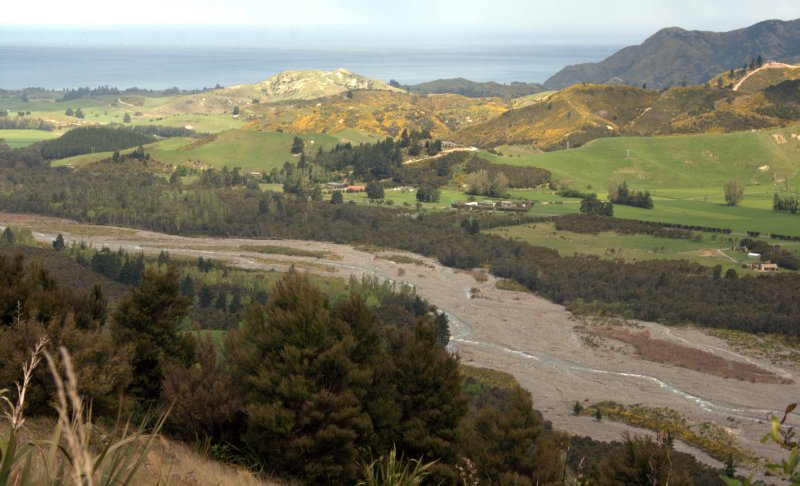 Kowhai River Valley