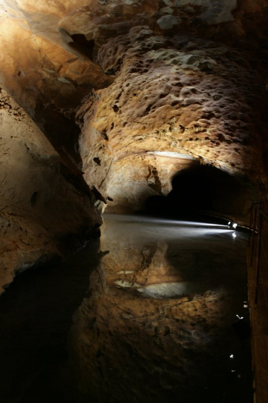 River Cave in Jenolan Caves