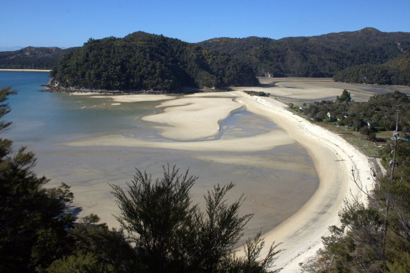 View of Torrent Bay Estuary