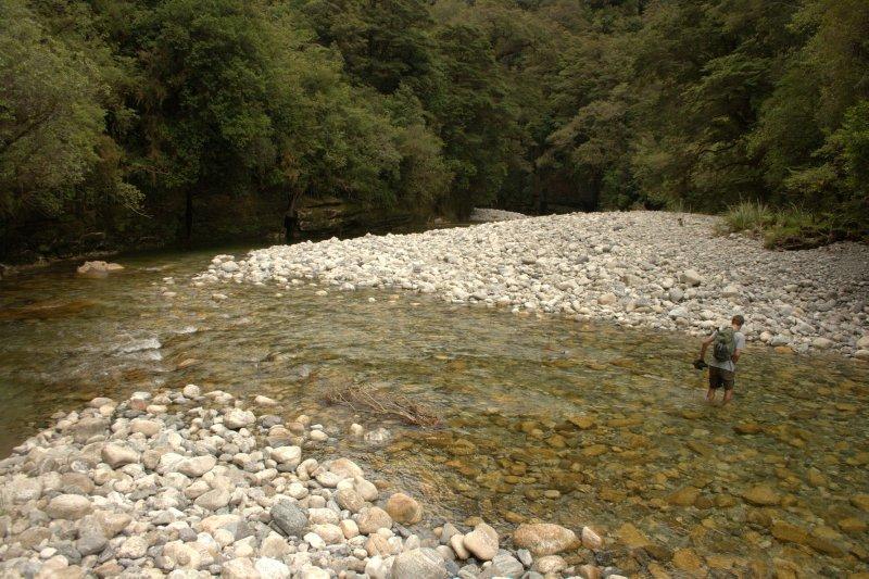Fox River Fording