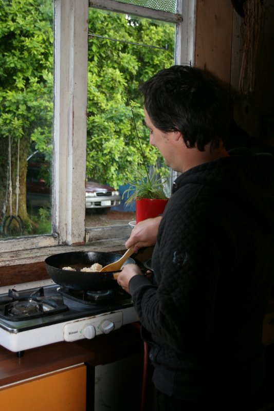 Jeremy Cooking